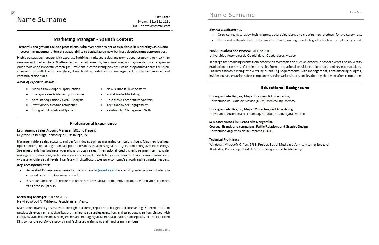 resume-marketing